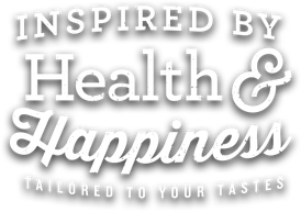 Grass Fed Inspired by Health & Happiness