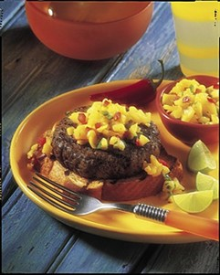Picture of Mango Grilled Burger